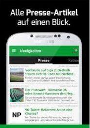 Alle Hannover 96-Neuigkeiten von Tageszeitungen und Zeitschriften – ab jetzt kostenlos in einer App!