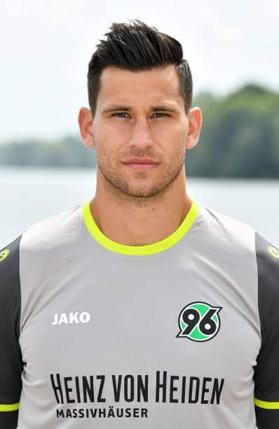 Philipp Tschauner Hannover 96