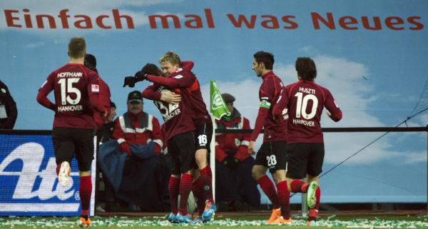 96 siegt in Wolfsburg