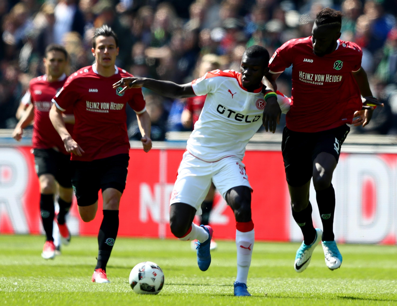 Hannover 96 v Fortuna Duesseldorf – Second Bundesliga