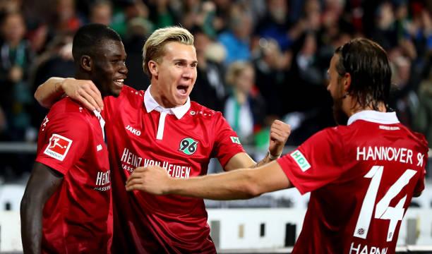 Ihlas Bebou Hannover 96
