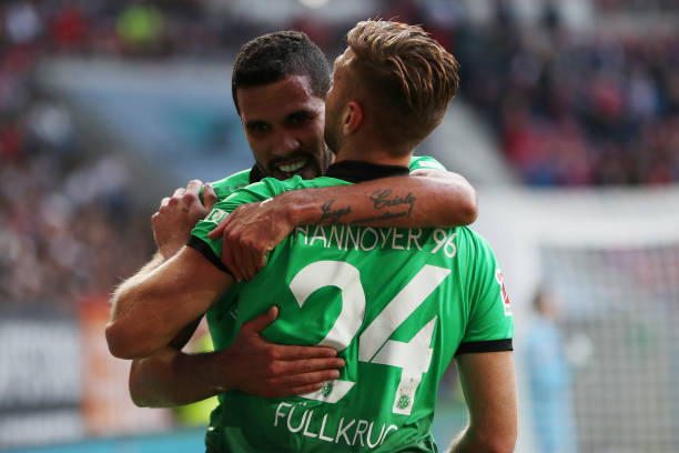 Jonathas Füllkrug Hannover 96