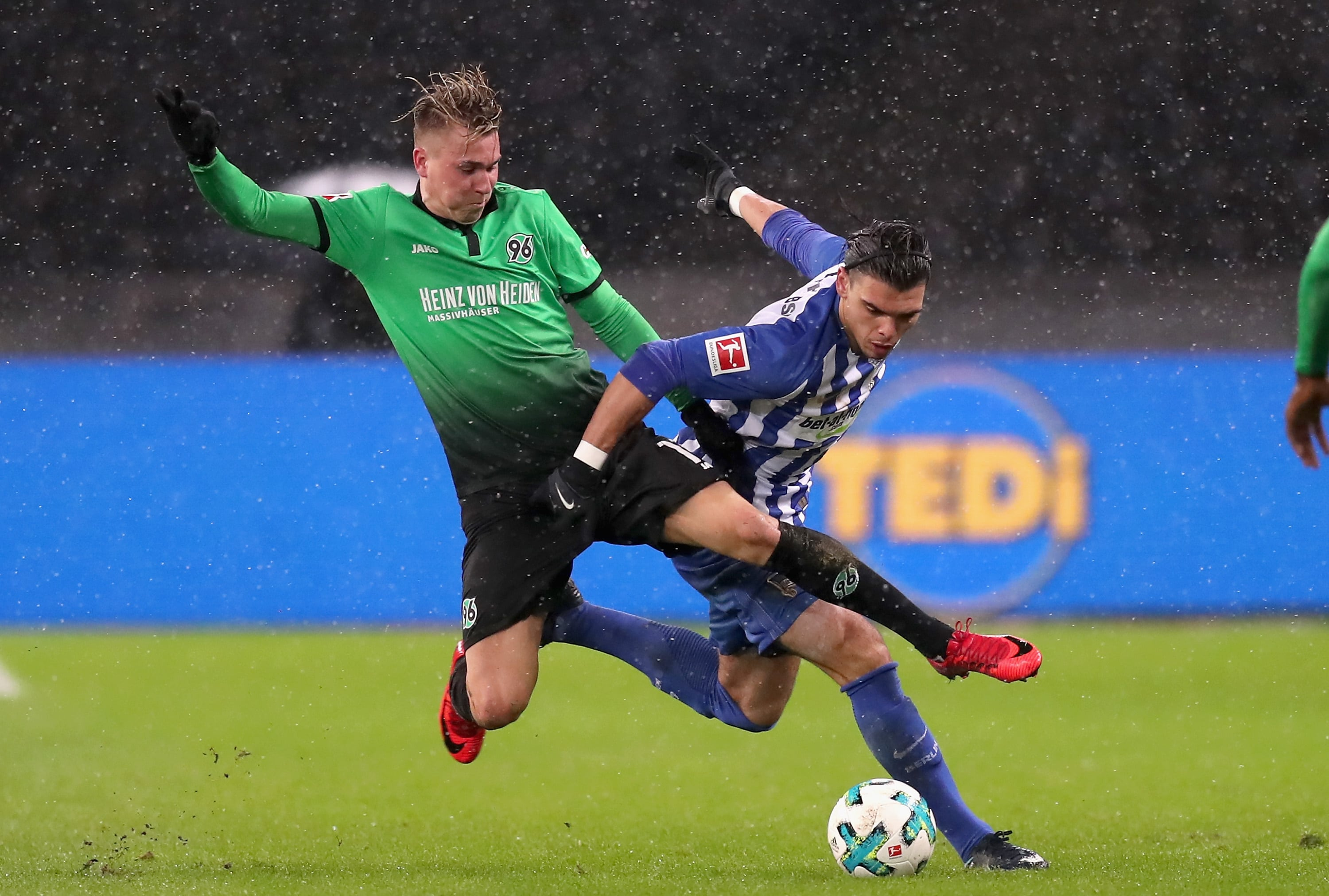 hannover 96 hertha bsc