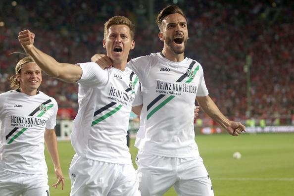 1. FC Kaiserslautern v Hannover 96 – Second Bundesliga