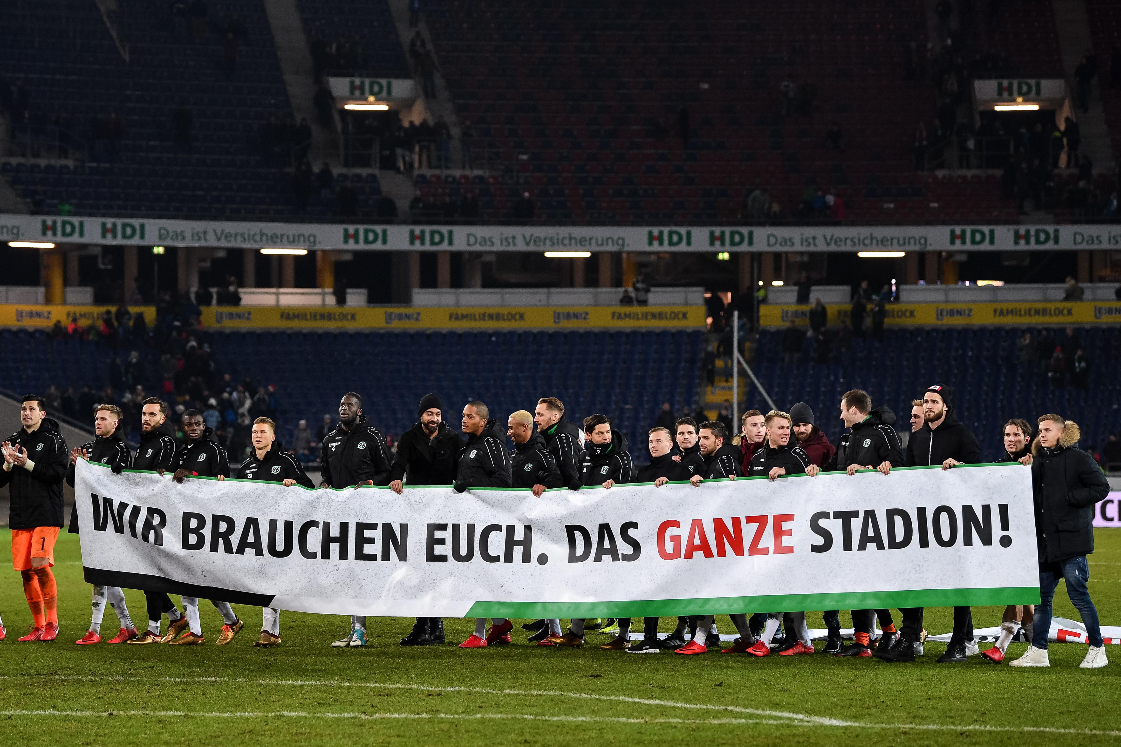Hannover 96 v Bayer 04 Leverkusen – Bundesliga