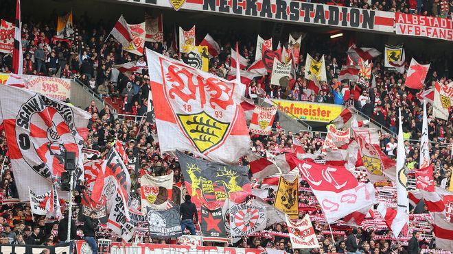 Stuttgart-Fans