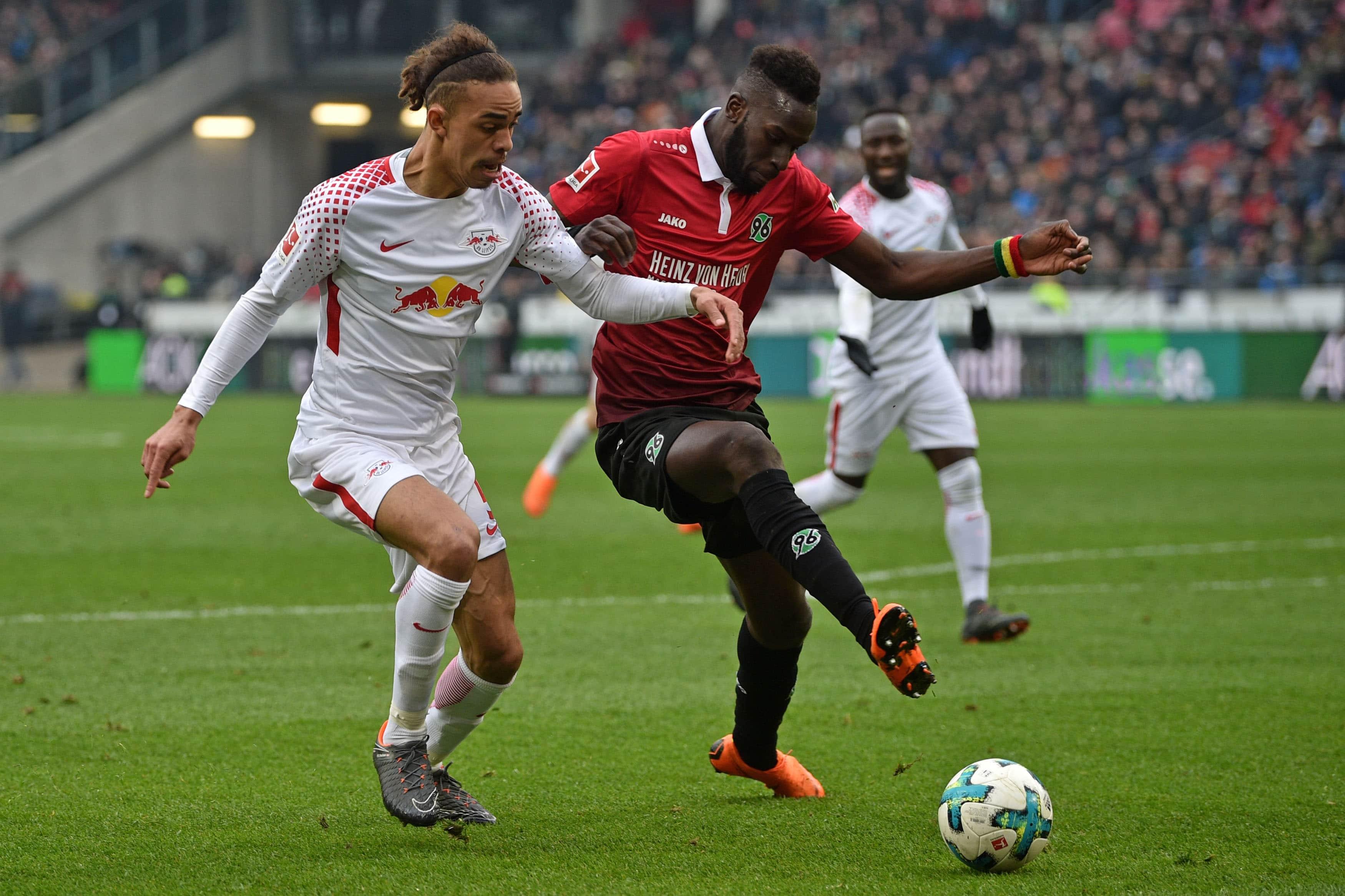 Hannover 96 v RB Leipzig - Bundesliga