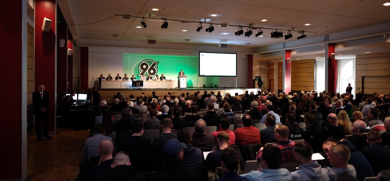 Hannover 96 JHV