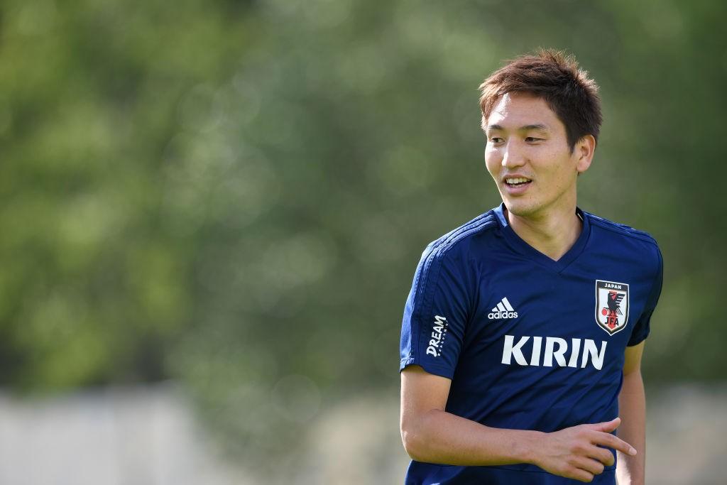 Neuzugang Genki Haraguchi ist gerade für 4 Mio Euro Ablöse zu Hannover 96 gewechselt. Bei der WM spielt er für Japan.