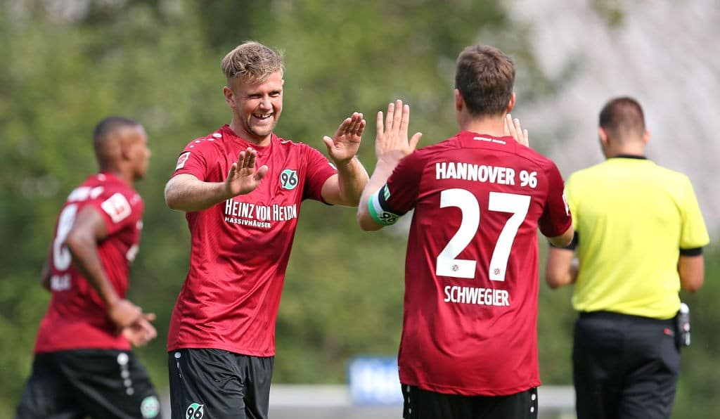 Hannover-96-v-PEC-Zwolle-Pre-Season-Friendly-Match-1532785683