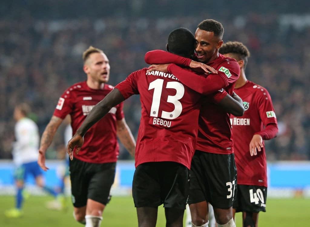 Hannover 96 Wolfsburg