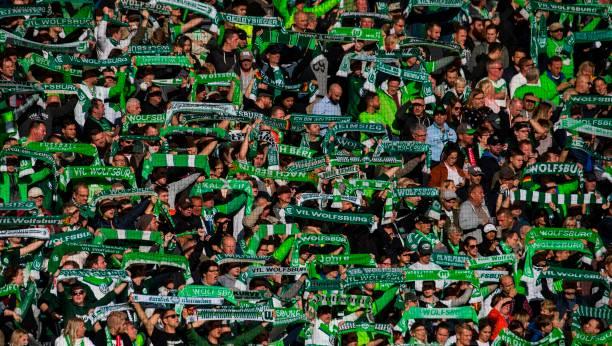 Wolfsburg-Fans