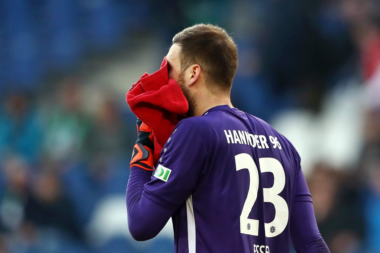 Hannover 96 v Eintracht Frankfurt – Bundesliga