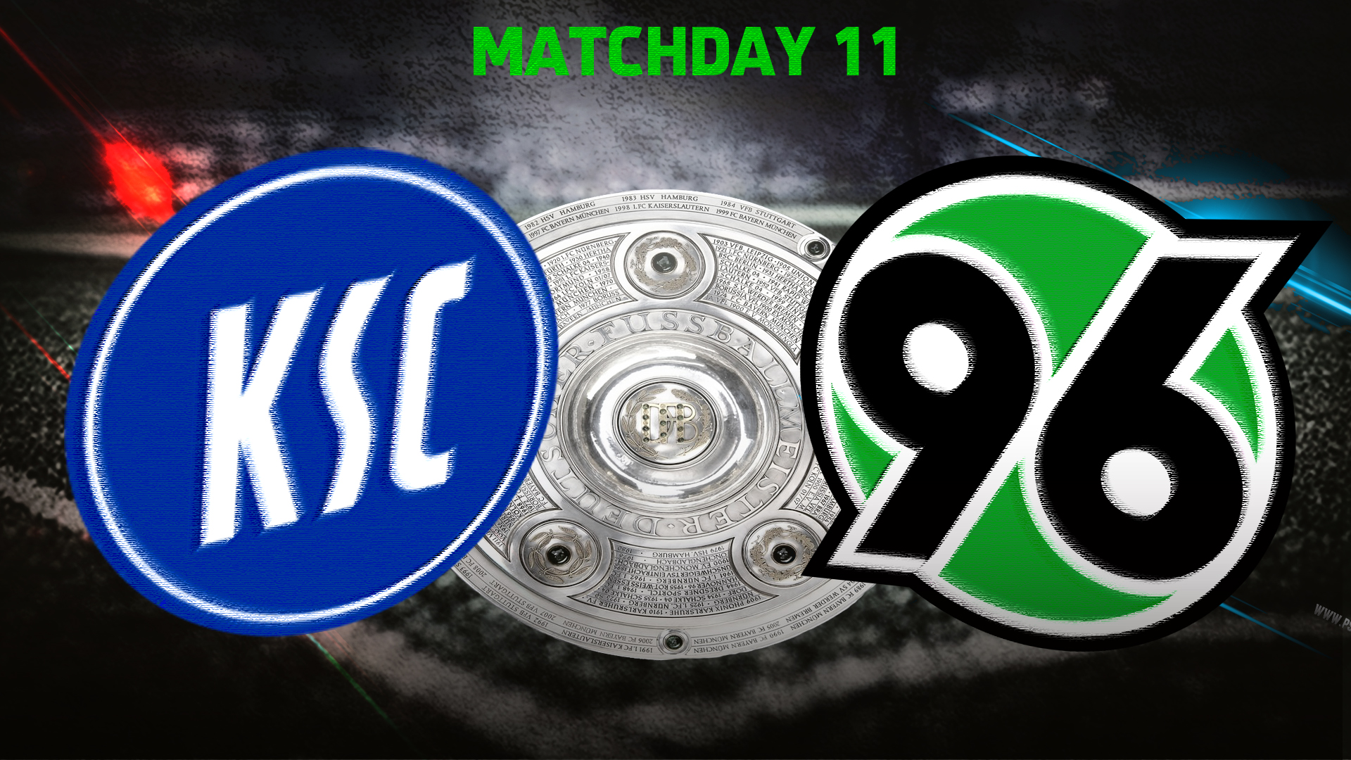 KSC – Hannover 96psd