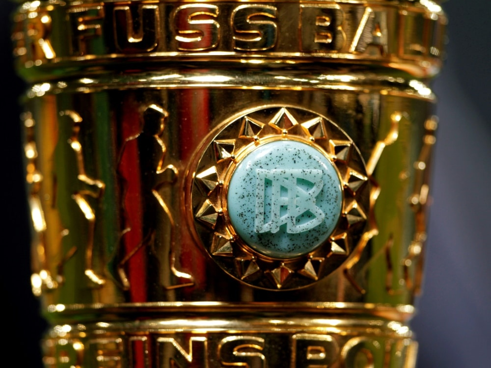 Hannover gewann im Elfmeterschießen den Pokal (Photo by PIXATHLON/PIXATHLON/SID/)