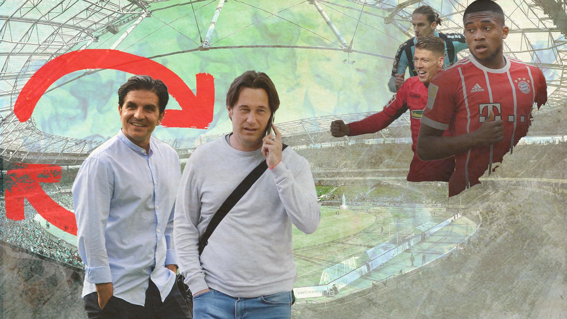 Tranferkarusell Hannover 96