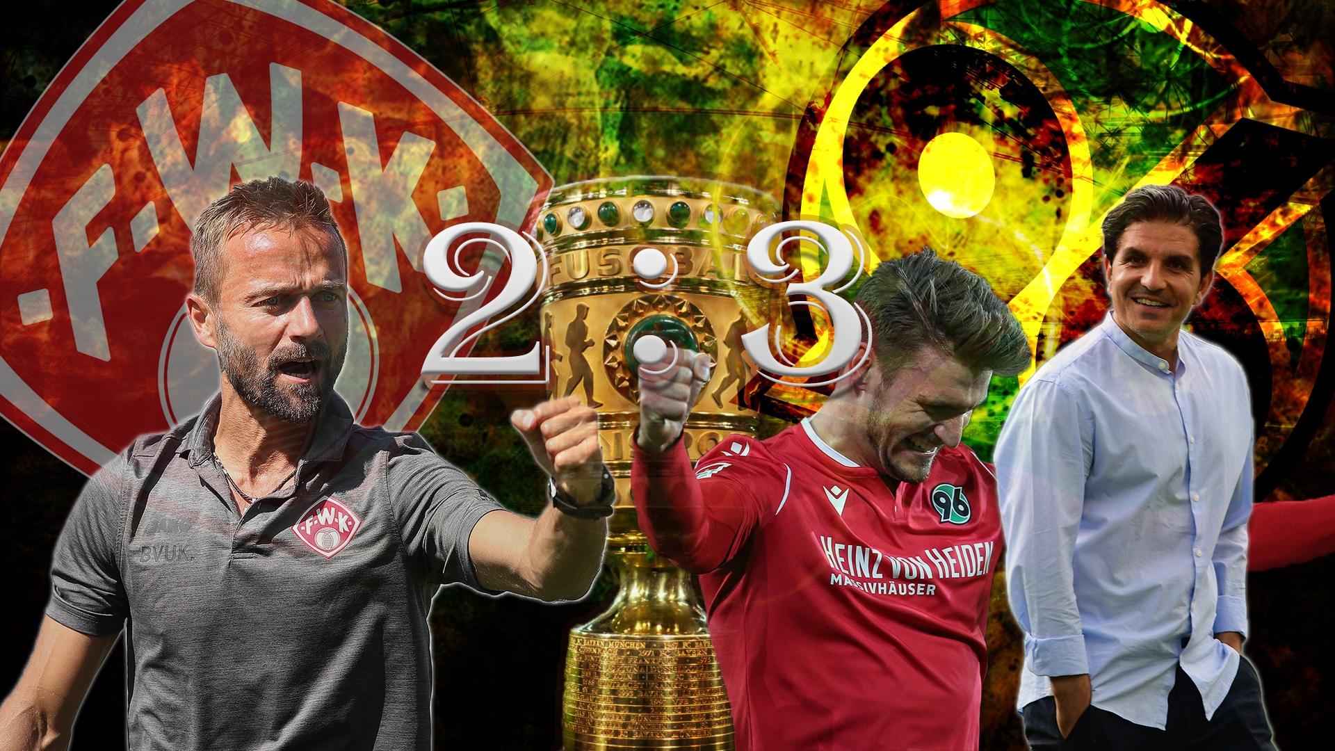 Hannover 96 Ergebnis