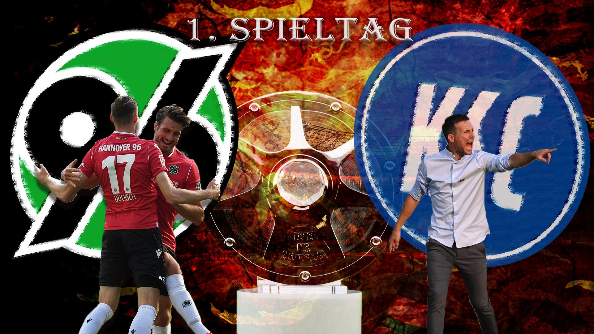 LK 1. Spieltag 96 KSC