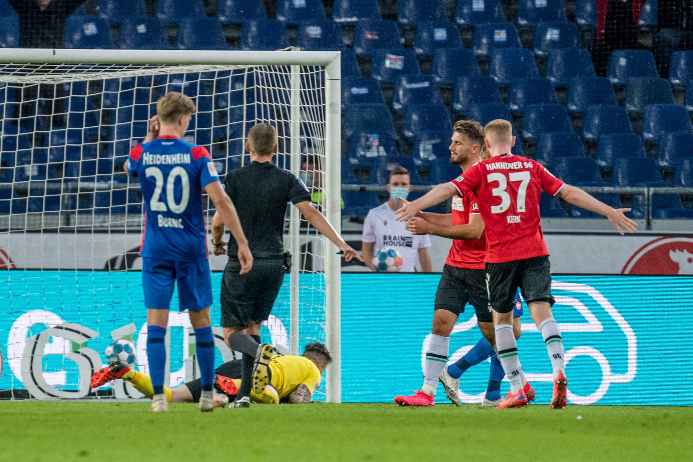 1:0 gegen Heidenheim